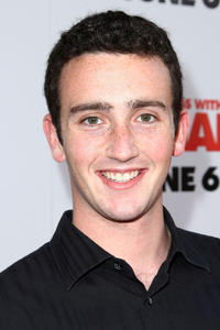 Tyler Spindel at the California premiere of