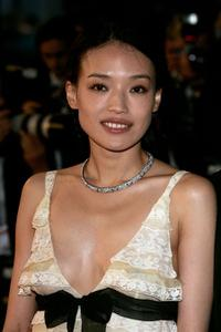 Qi Shu at the screening of