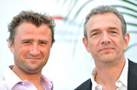 Alexandre Brasseur and Jean-Yves Berteloot at the photocall of