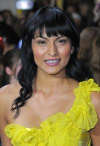 Tinsel Korey at the Los Angeles premiere of