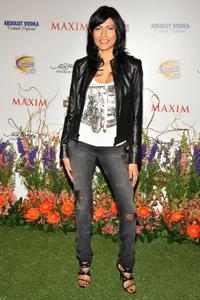 Tinsel Korey at the 11th Annual Maxim Hot 100 Party.