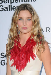Annabelle Wallis at the Serpentine Gallery Summer party in London.