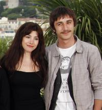 Ebru Ceylan and Ahmet Rifat Sungar at the photocall of