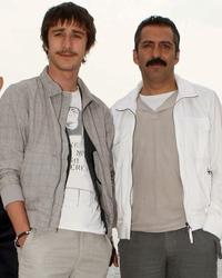 Ahmet Rifat Sungar and Yavuz Bingol at the photocall of