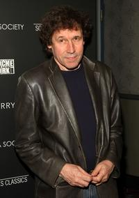 Stephen Rea at the Cinema Society and Mulberry screening of