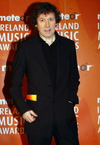 Stephen Rea at the Meteor Ireland Music Awards.