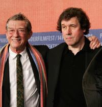 John Hurt and Stephen Rea at the photocall of
