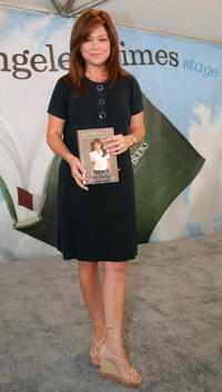 Valerie Bertinelli at the 13th Annual Los Angeles Times Festival of Books.