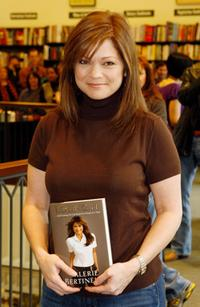 Valerie Bertinelli at the release of her book