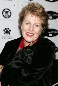 Lynn Redgrave at the special sneak peek VIP reception of Animal Haven Soho.