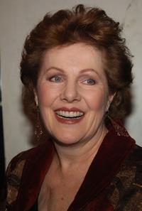 Lynn Redgrave at the premiere of