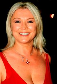 Amanda Redman at the UK premiere of