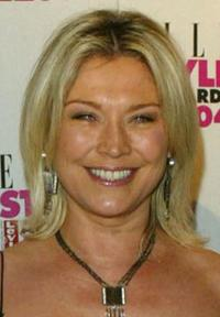 Amanda Redman at the Elle Style Awards 2004.