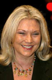 Amanda Redman at the Empire Magazine Film Awards.