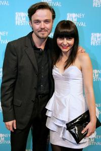 Matthew Newton and Pia Miranda at the official Sydney Film Festival gala opening of