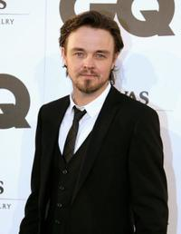 Matthew Newton at the 2009 GQ Men Of The Year Awards.