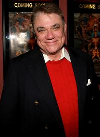 Rex Reed at the after party of the premiere of