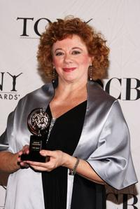 Rondi Reed at the 62nd Annual Tony Awards.