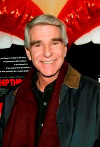 Harry Reems at the Screening of