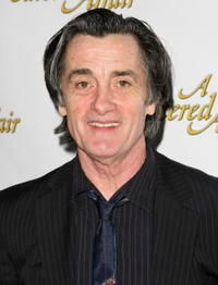 Roger Rees at the opening night of