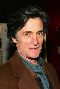 Roger Rees at the New York premiere of