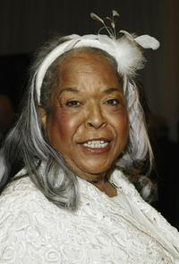 Della Reese at the