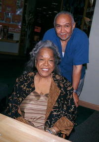 Della Reese and Franklin Lett Jr. at