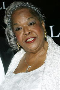 Della Reese at the Oprah Winfrey's Legends Ball.