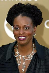 Dianne Reeves at the 46th Annual Grammy Awards.