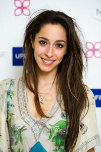 Oona Chaplin at the German Opera Ball 2009.
