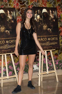 Oona Chaplin at the photocall of