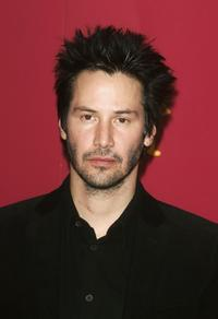 Keanu Reeves at the