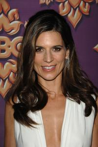 Perrey Reeves at the 2007 HBO Emmy party.