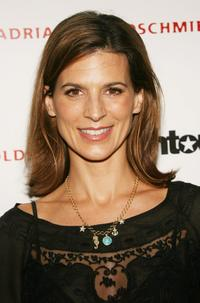 Perrey Reeves at the AG for