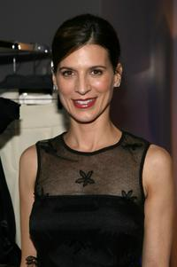 Perrey Reeves at the ESCADA Grand-Reopening event.