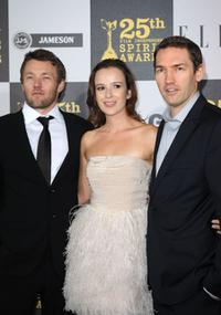 Claire Van Der Boom and Guests at the 25th Annual Film Independent Spirit Awards.