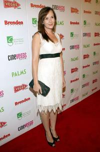 Claire Van Der Boom at the 11th Annual CineVegas Film Festival.
