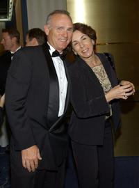 Joe Regalbuto and wife Rosemary at the National Italian American Foundation's West Coast Awards Gala.