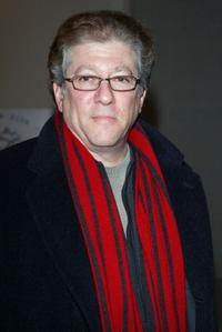 Peter Riegert at the New York Stage And Film's 20th Anniversary Benefit Gala.