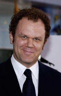 "John C. Reilly at the premiere of the film ""Criminal"" in Hollywood."