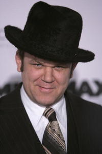 "John C. Reilly at the premiere of ""The Aviator"" in Hollywood."