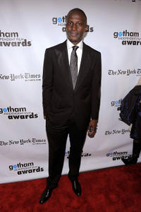 Souleymane Sy Savane at the 25th Film Independent Spirit Awards in California.