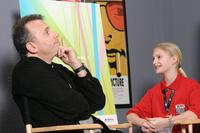 Paul Reiser interviewed by Juliette Kessler at the Tribeca Film Festival.