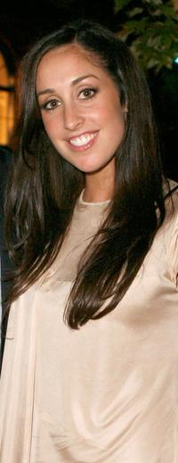 Catherine Reitman at the Fox Searchlight party during the Toronto International Film Festival 2007.