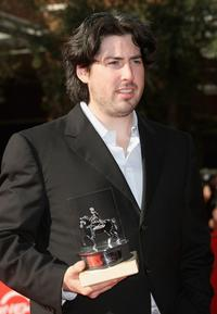 Jason Reitman at the photocall of Official Awards during the 2nd Rome Film Festival.