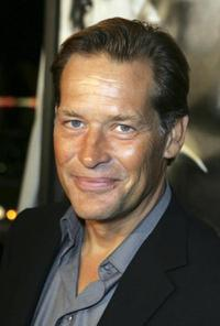 James Remar at the Los Angeles premiere of