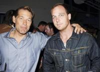 James Remar and Ethan Embry at the premiere of