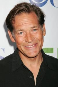 James Remar at the CW/CBS/Showtime/CBS Television TCA Party.