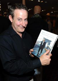 Eddie Jemison at the release of Jerry Weintraub's New Book