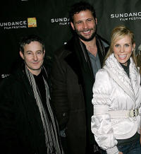 Eddie Jemison, Jeremy Sisto and Cheryl Hines at the Utah premiere of